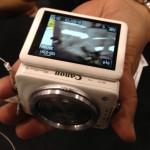 Квадратный Canon PowerShot N