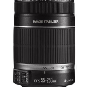 Canon EF-S 55-250mm f4-5.6 IS