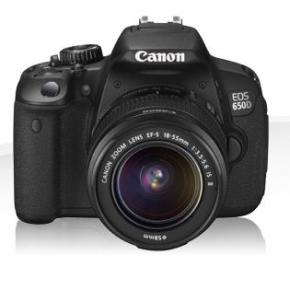 EOS 650D от Canon