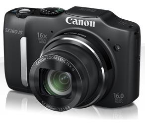 Canon PowerShot-SX160-IS