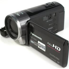 Обновленная линейка Full HD-камкордеров Panasonic