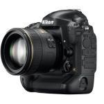 Флагманская камера Nikon D4