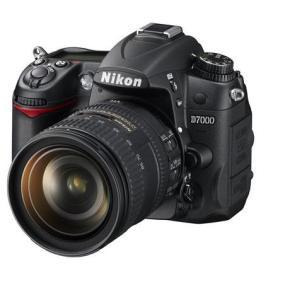 Передовая камера Nikon D7000