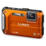 LUMIX DMC-FT3 с GPS-модулем