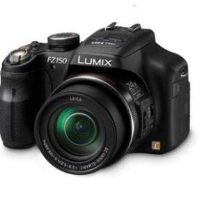 LUMIX DMC-FZ150 - фотоаппарат с ручным управлением