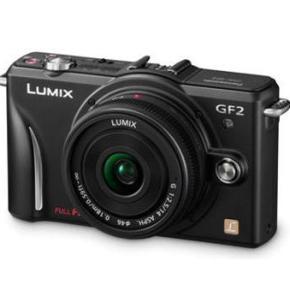 Panasonic Lumix GF2 с возможностями 3D