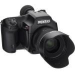 Долгожданная камера Pentax 645D