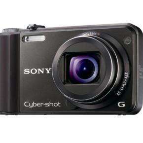 Sony CyberShot H70 – фотокамера с функцией Sweep Panorama