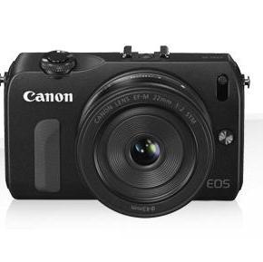 Ожидается выход EOS M-  незеркального фотоаппарата