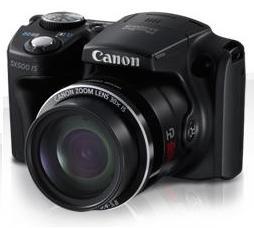 Canon PowerShot-SX500-IS
