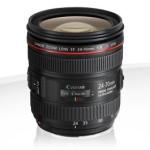Компактные объективы от Canon