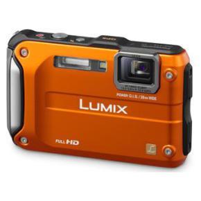 LUMIX DMC-FT3 с GPS-модулем